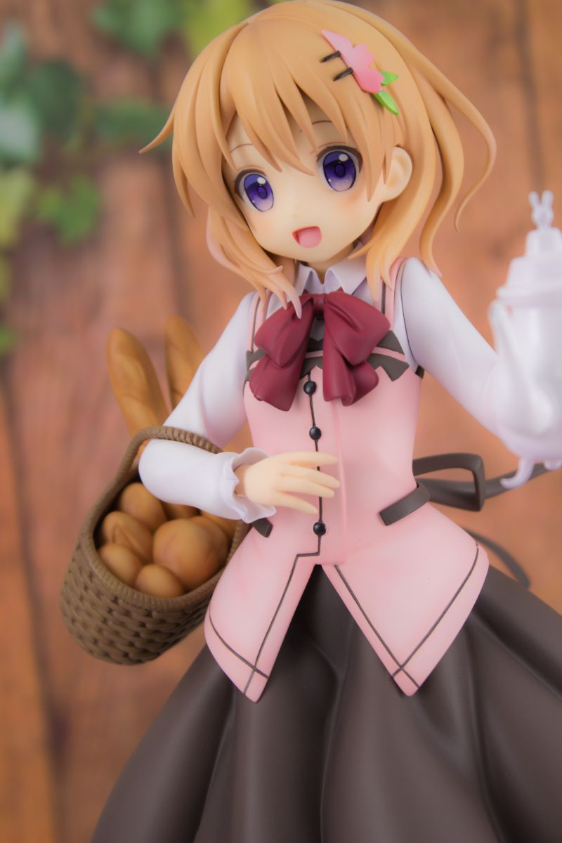 Cocoa Cafe Ver Is The Order A Rabbit? Figure
