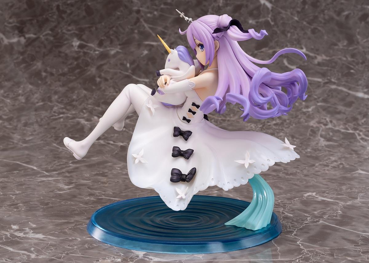 Unicorn Floating Ver Azur Lane Figure