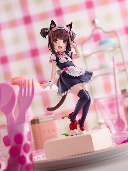 Chocola Pretty Kitty Style Ver NekoPara Figure