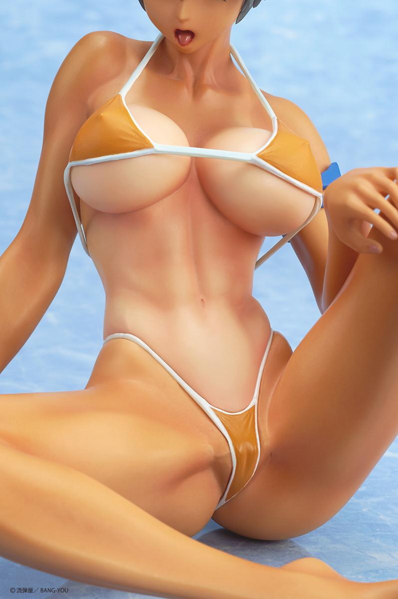 Ryoko Nagaredama Original Character Figure