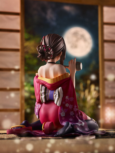 Peeled Back Kimono Original Character Figure