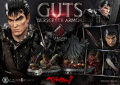 Guts Berserker Armor Unleash Edition Berserk Statue