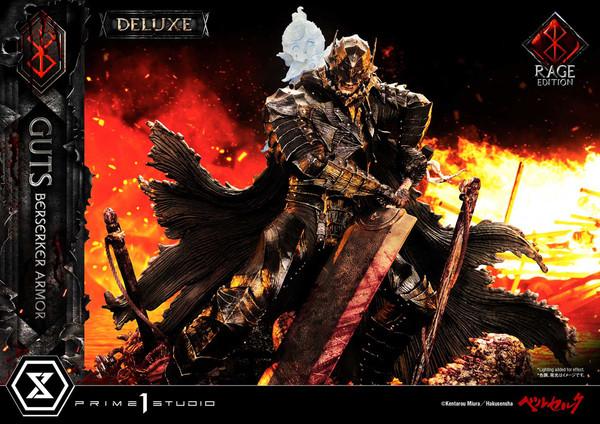 Guts Berserker Armor Rage Edition Berserk Deluxe Ver Statue