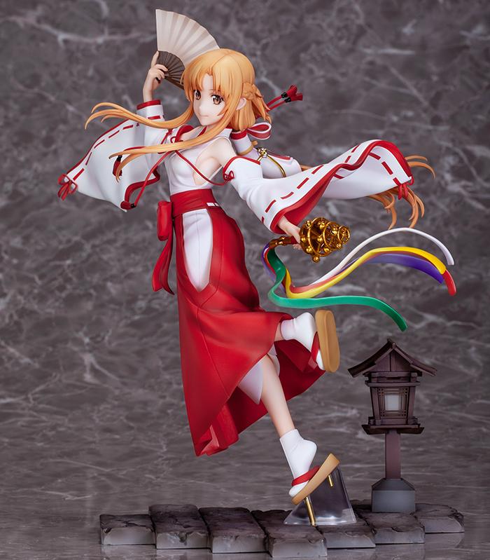 Asuna Miko Ver Sword Art Online Alicization War Of Underworld Figure