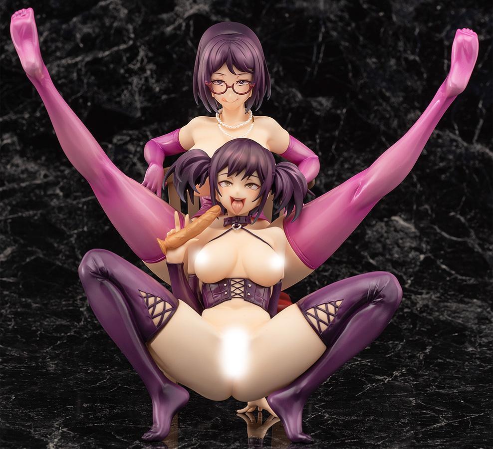 Mitsuko & Kurumi TEISO-KANNEN ZERO Figure