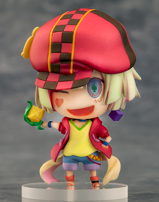 Shiro Tuck Up Ver No Game No Life Figure