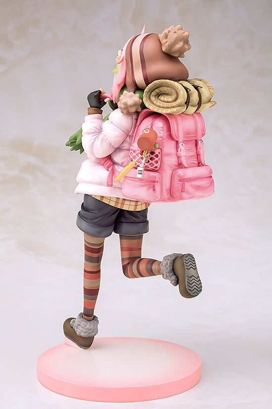 Nadeshiko Kagamihara Laid-Back Camp Figure