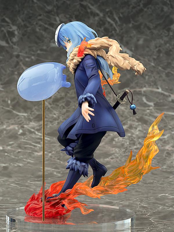 Rimuru Tempest Blazing Ver That Time I Got Reincarnated As A Slime Figure