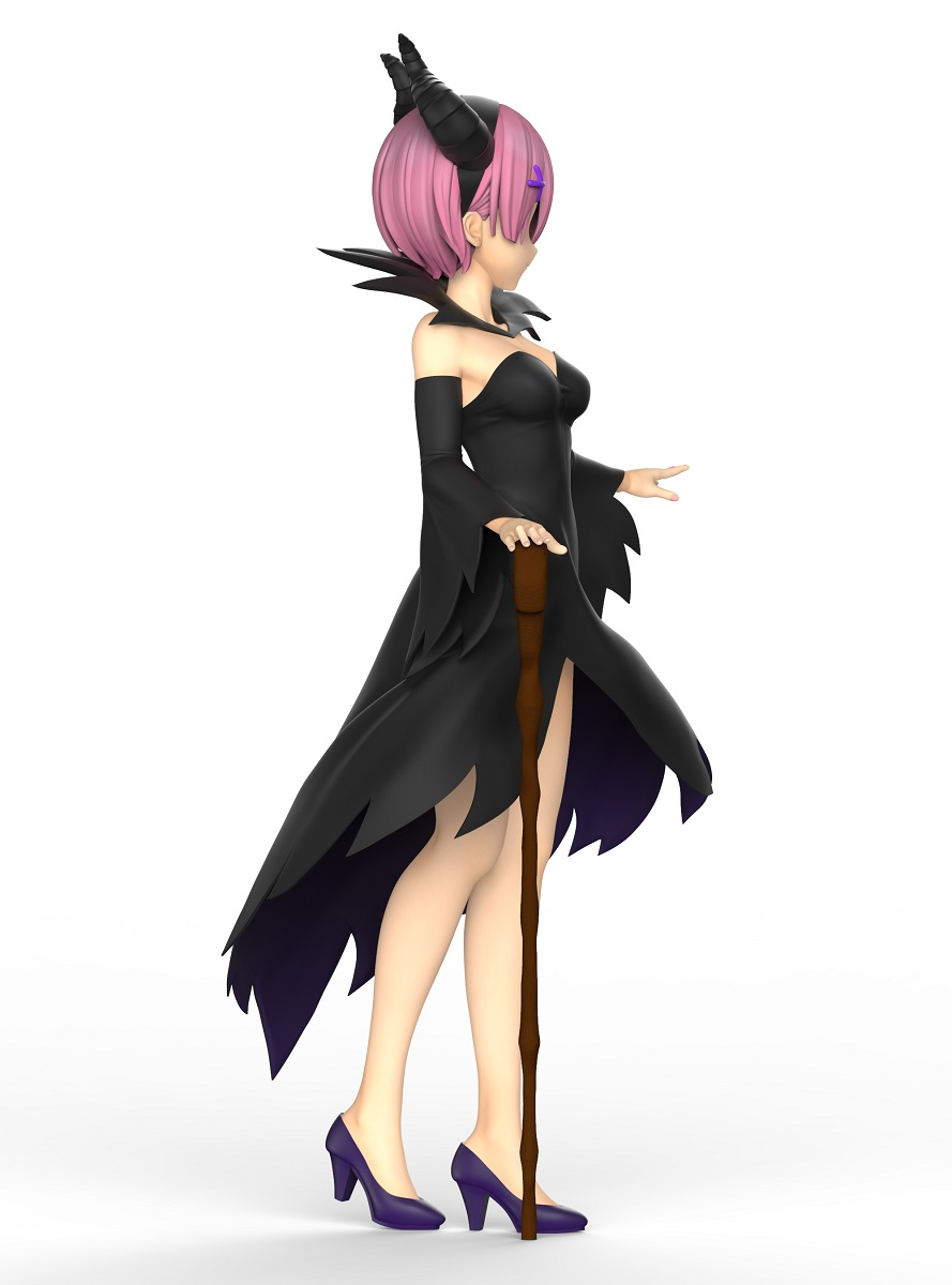 Ram Fairy Tale Ver Re:ZERO SSS Figure