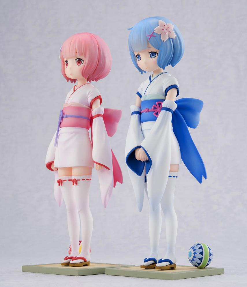 Rem & Ram Osanabi no Omoide Ver Re:ZERO Figure Set