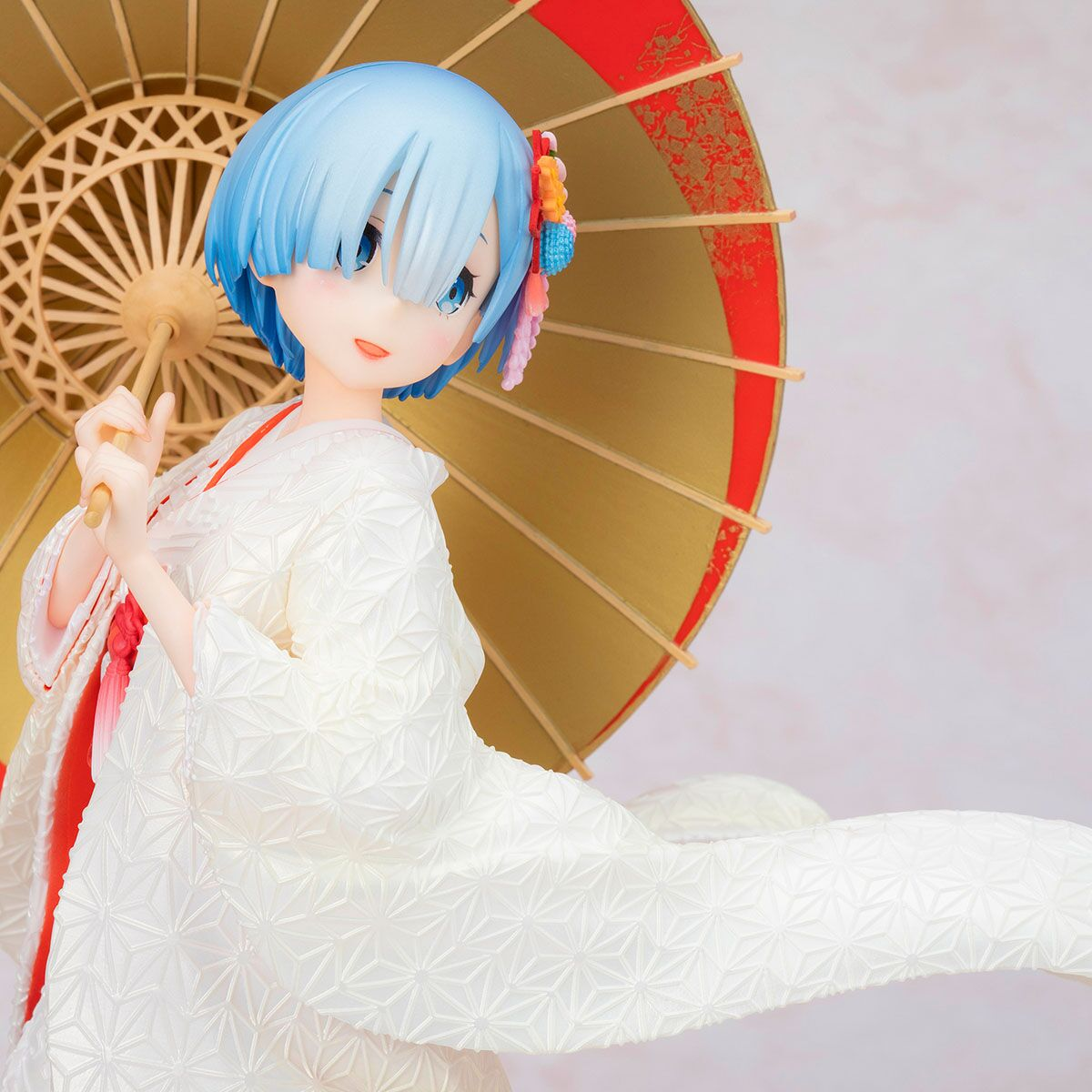 Rem Shiromuku Ver Re:ZERO Starting Life in Another World Figure