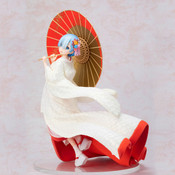 Rem Shiromuku Ver Re Zero Starting Life in Another World Figure