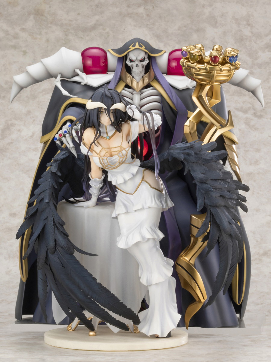 Ainz Ooal Gown Overlord Figure