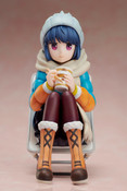 Rin Shima Noodle Stopper Laid-Back Camp Figure