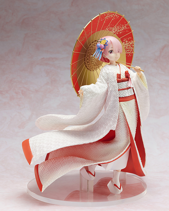 Ram Shiromuku Ver Re:ZERO Starting Life in Another World Figure