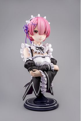 Ram Re:ZERO Starting Life in Another World Bust Figure