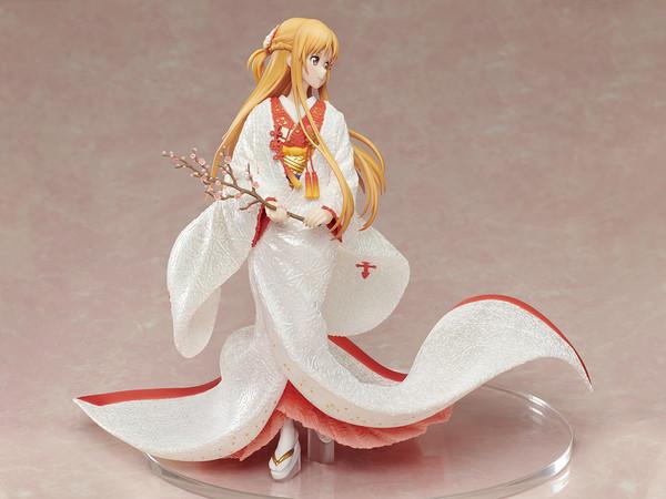 Asuna Shiromuku Ver Sword Art Online Alicization Figure