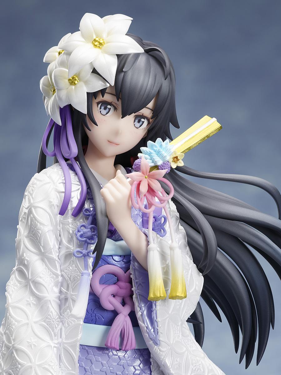 Yukino Yukinoshita Shiromuku Ver My Teen Romantic Comedy SNAFU Climax Figure