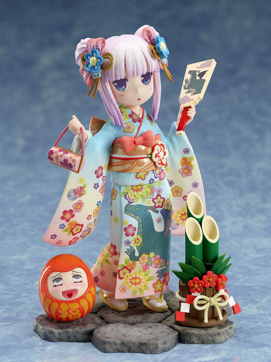 Kanna Kamui Kimono Ver Miss Kobayashi's Dragon Maid Figure