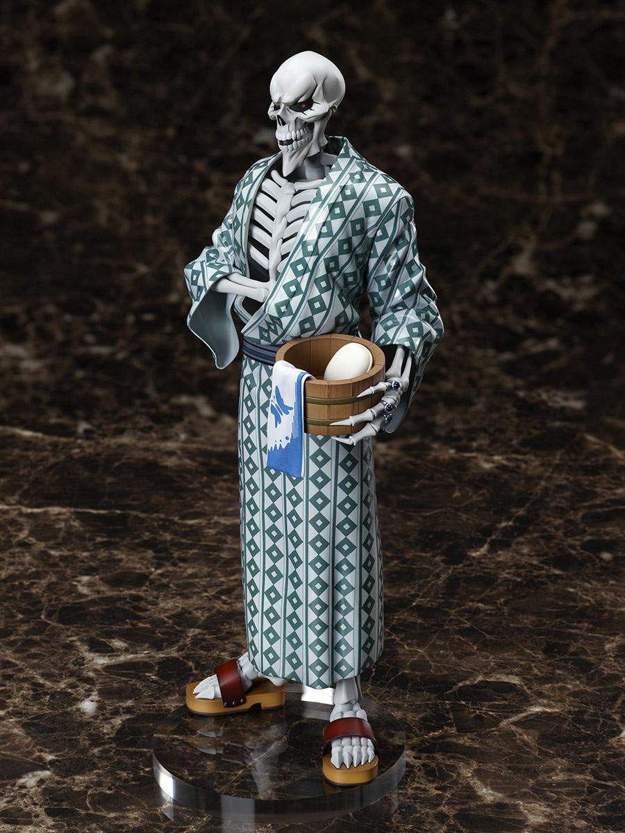 Ainz Ooal Gown Yukata Ver Overlord Figure