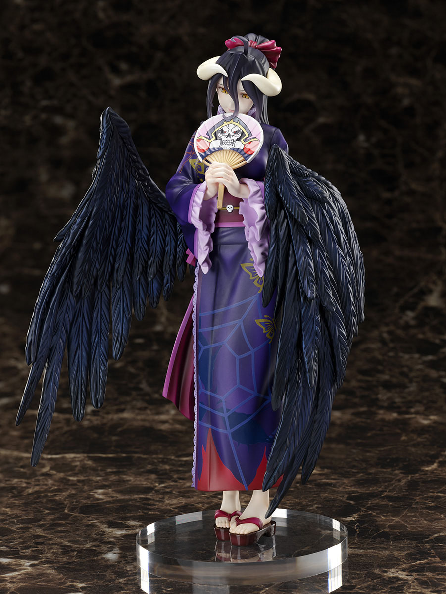 Albedo Yukata Ver Overlord Figure