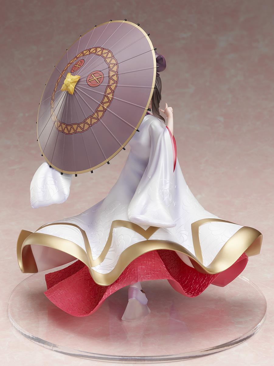 Megumin Shiromuku Ver Konosuba Figure