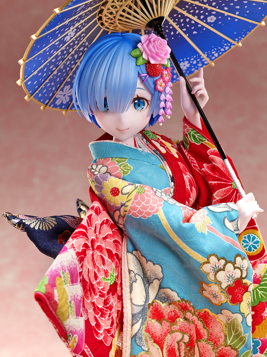 Rem Japanese Doll Ver Re:ZERO Figure