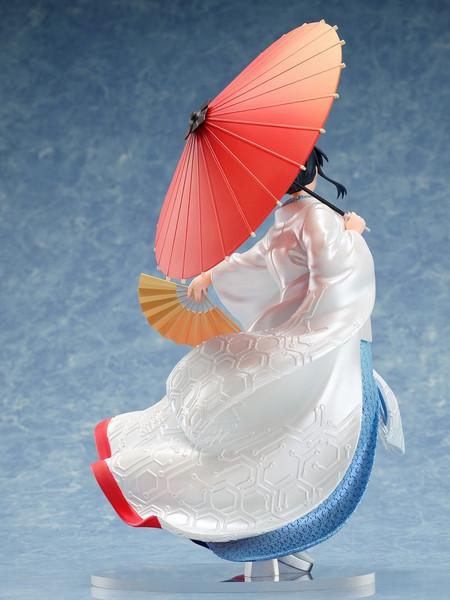 Rikka Takarada Shiromuku Ver SSSS.GRIDMAN Figure