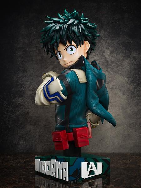 Izuku Midoriya My Hero Academia 1/1 Scale Bust Figure