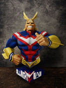 All Might My Hero Academia 1/1 Scale Bust Figure