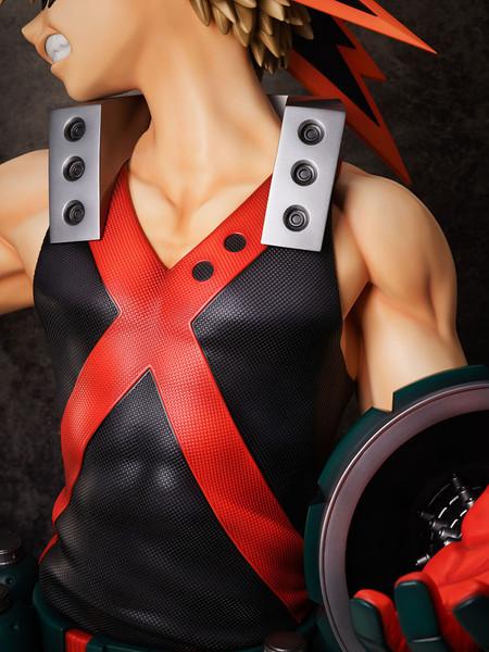 Katsuki Bakugo My Hero Academia 1/1 Scale Bust Figure