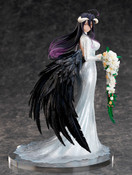 Albedo Wedding Dress Ver Overlord Figure