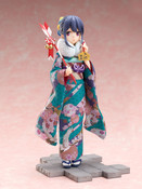 Rin Shima Furisode Ver Laid-Back Camp Figure