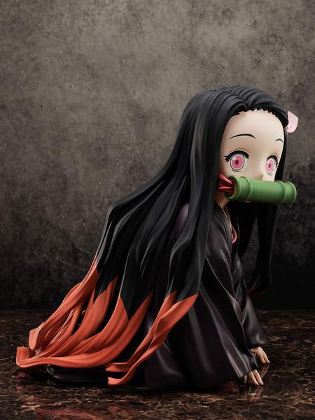 Nezuko With Box Demon Slayer Big Size Figure