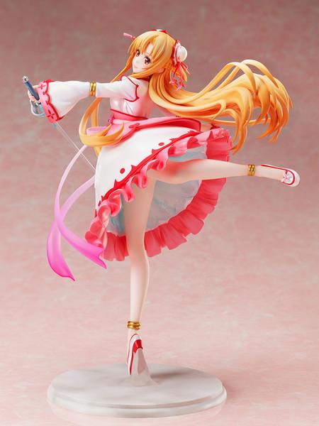 Asuna China Dress Ver Sword Art Online Alicization War of Underworld Figure