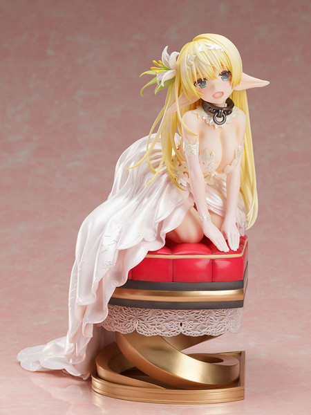 Shera L Greenwood Wedding Dress Ver How NOT to Summon a Demon Lord Figure