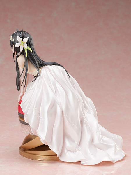 Rem Galleu Wedding Dress Ver How NOT to Summon a Demon Lord Figure
