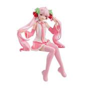 Hatsune Miku Sakura Ver Noodle Stopper Vocaloid Figure