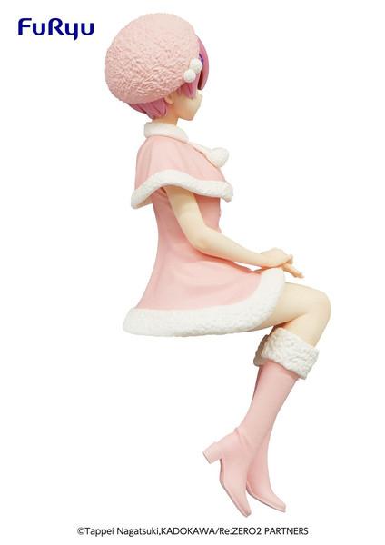 Ram Snow Princess Ver Re:ZERO Noodle Stopper Figure