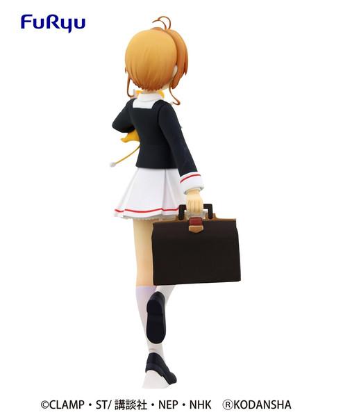 Sakura Kinomoto Tomoeda Junior High School Uniform Ver Cardcaptor Sakura Clear Card Figure