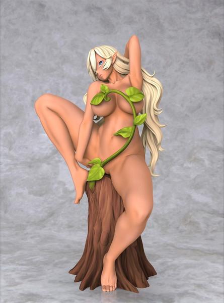 Dark Elf Original Character Figure