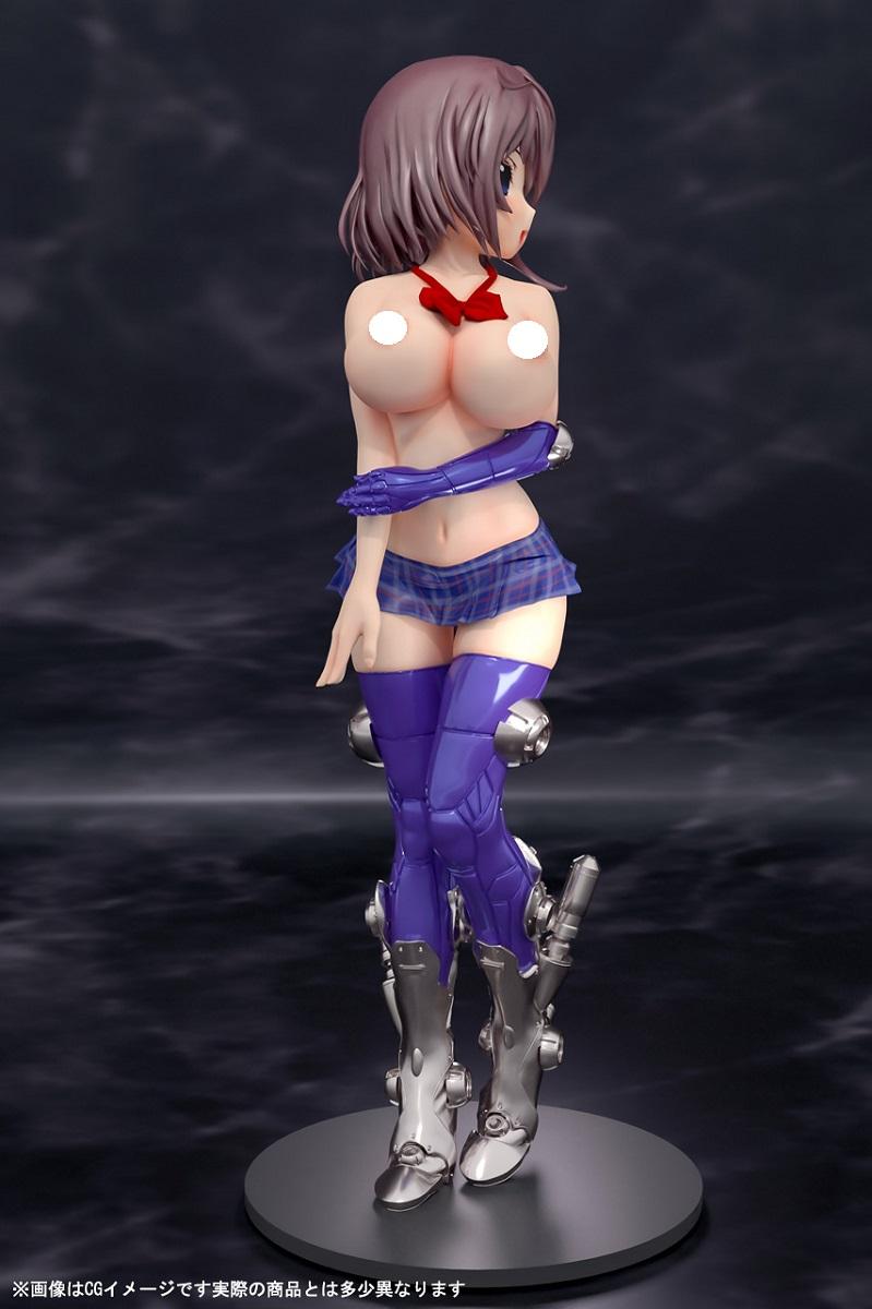 Sakura Mech x JK x ERO Figure