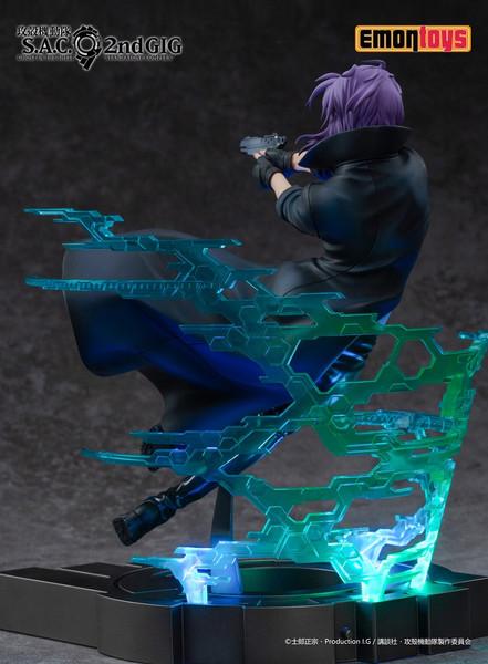 Motoko Kusanagi Ghost in the Shell S.A.C. 2nd GIG Figure