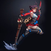 Mumei Kabaneri of the Iron Fortress Figure