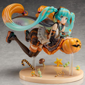 Hatsune Miku Trick or Miku Vocaloid Figure