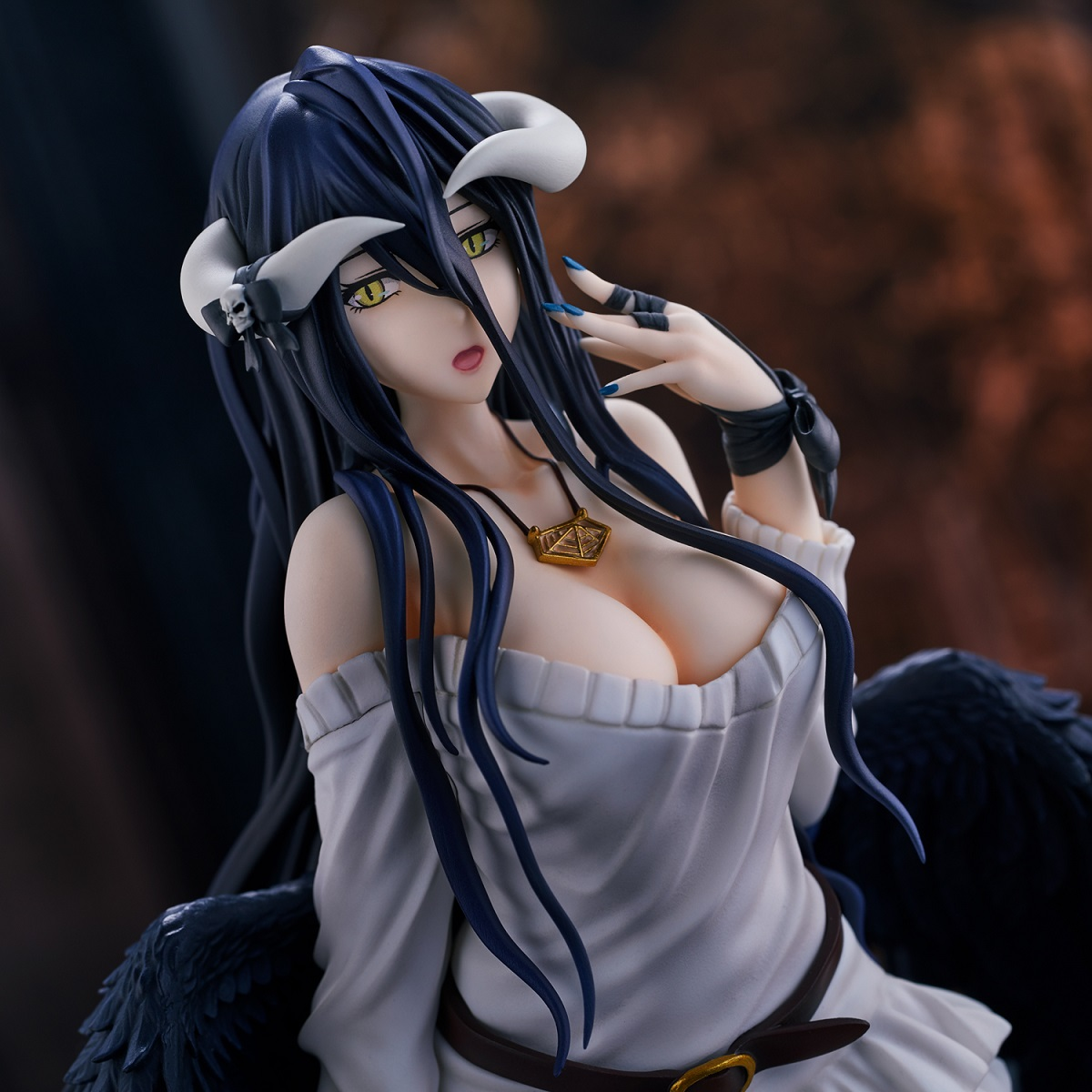Albedo so-bin Ver Overlord Figure