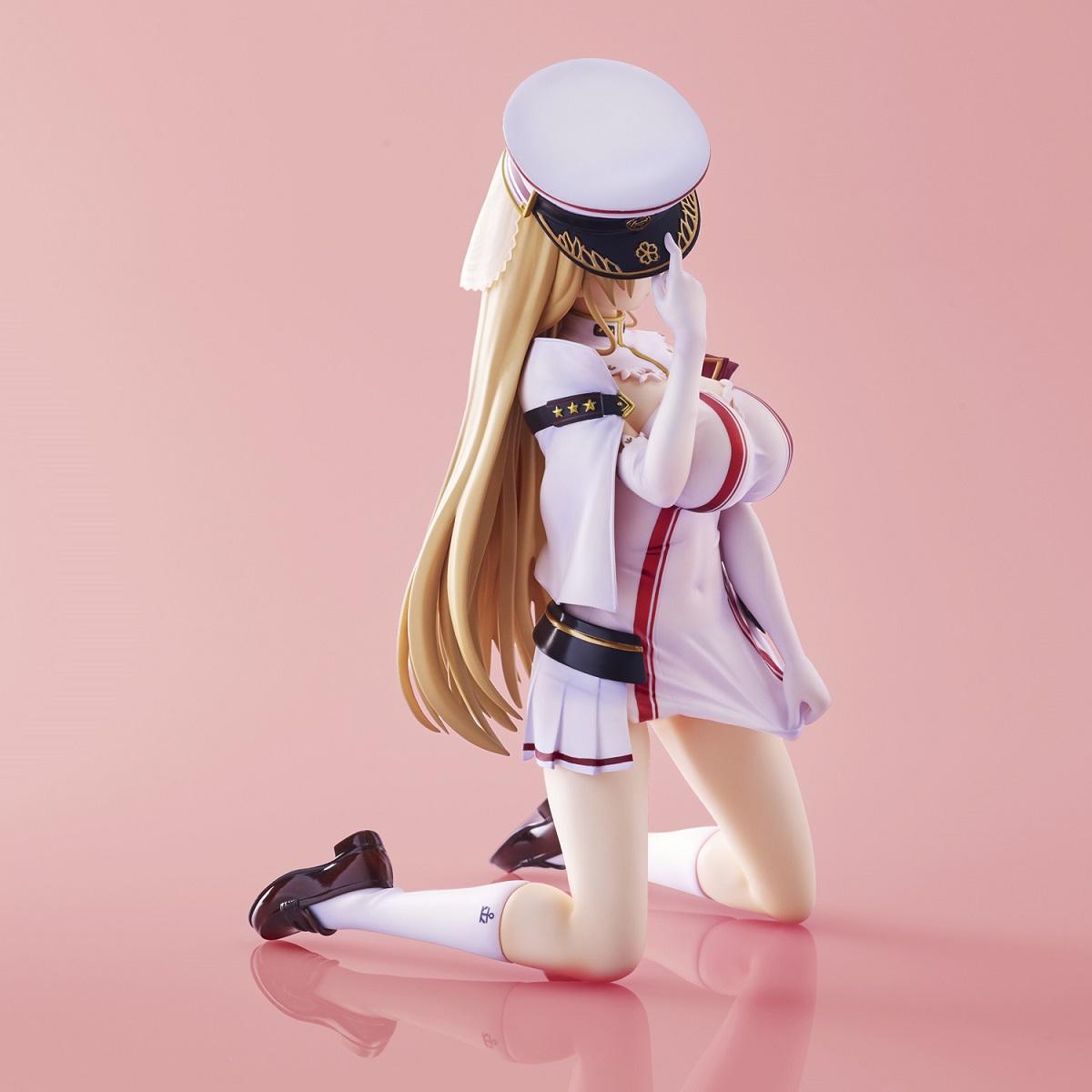 Navy Girl Scarlet Original Character Figure