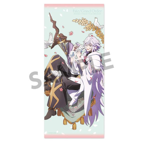 Merlin & Fou Fate/Grand Order Absolute Demonic Front Babylonia Microfiber Towel