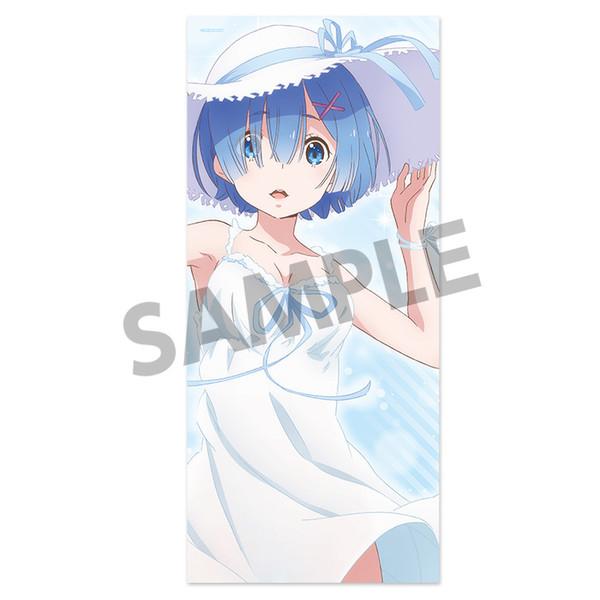 Rem Sundress Ver Re:ZERO Microfiber Towel