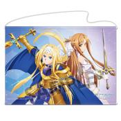 Asuna & Alice War Ver Sword Art Online Alicization War of Underworld Tapestry